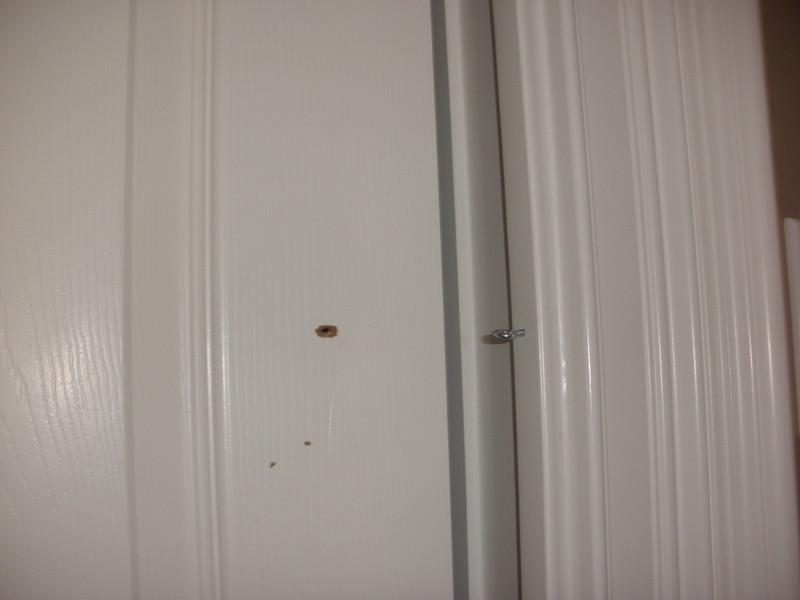 Doorsmoocher Pocket Door And Swing Door Lock
